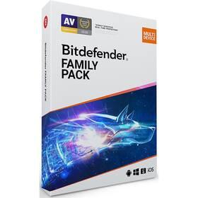 Bitdefender Family pack (FP01ZZCSN1215LEN_BOX )