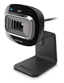 Microsoft LifeCam HD-3000 (T3H-00013) černá + Doprava zdarma