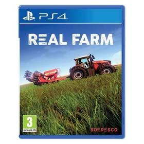 SOEDESCO PS4 Real Farm (8718591183874)