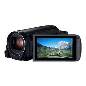 Canon LEGRIA HF R806 Essential Kit + pouzdro + karta 8GB (1960C015) černá + Doprava zdarma