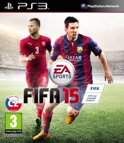 EA PlayStation 3 FIFA 15 (EAP3181100)