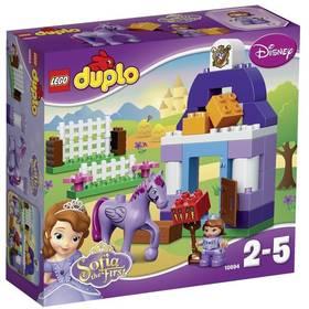 Lego® DUPLO Sofia the First 10594 Pricezna Sofie I.-Královské stáje