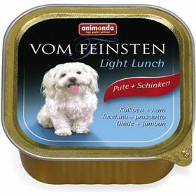 Animonda Vom Feinsten Light Lunch krůta + šunka 150g