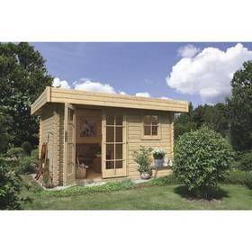 Záhradný domček Karibu Halamir 1