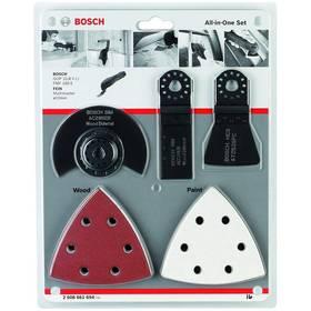 Bosch 23dílná pro oscilační brusky (vrácené zboží 8800036376)