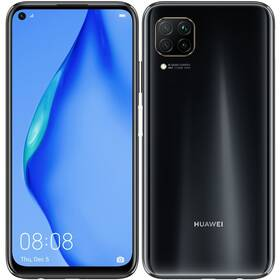 Huawei P40 lite - Midnight Black (SP-P40L128DSBOM)