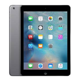 Apple iPad Air Wi-Fi 16 GB (MD785FD/B) šedý
