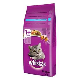 Whiskas Adult s tuniakom 14 kg
