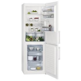 Kombinácia chladničky s mrazničkou AEG S53630CSW2 biela