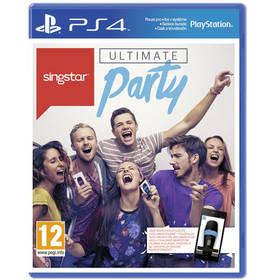 Hra Sony PlayStation 4 SingStar 2014 (PS719460213)