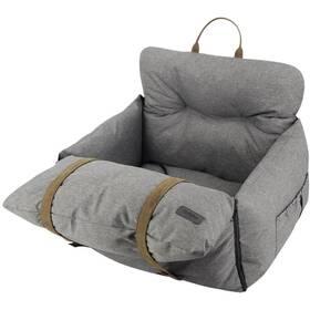 Nobby cestovný pre psov BENA šedý 60x50x43cm