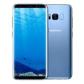 Samsung Galaxy S8 - Blue (SM-G950FZBAETL ) Brýle pro virtuální realitu Samsung Gear VR 2018 + Con