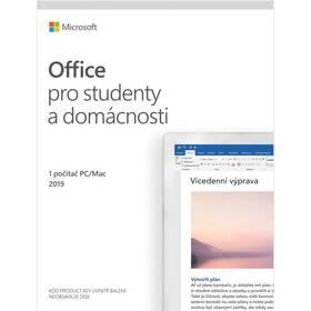 Microsoft Office 2019 pro studenty a domácnosti CZ (79G-05146)