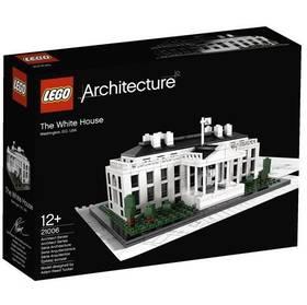 Lego® Architecture 21006 Bílý dům + Doprava zdarma
