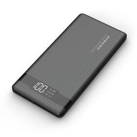 Viking 20000 mAh, QC 3.0, USB-C, Lightning (PN962B) černá