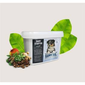 HAPPY DOG Kaše HAPPA DOG BABY Starter 1,5 kg