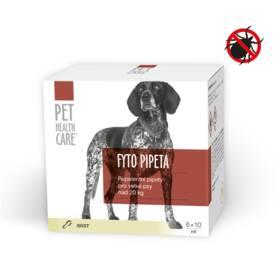 Pet Health Care FYTO pre psov od 20kg 6x10ml