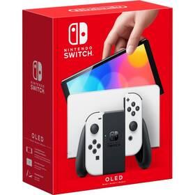 Nintendo SWITCH OLED Model (White Set) (NSH008)