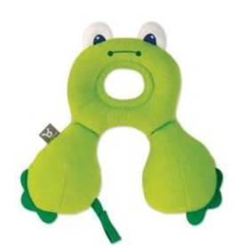 Dětský nákrčník s opěrkou hlavy BenBat 0-12 m - žába