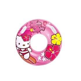 Koło do pływania Intex Hello Kitty