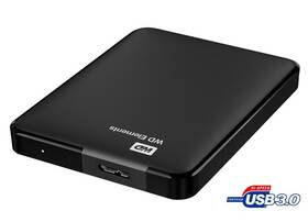 Western Digital Elements Portable 2TB (WDBU6Y0020BBK-WESN) černý