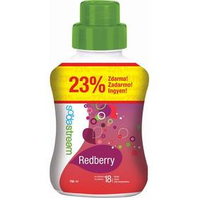Sirup SodaStream Red Berry velký 750 ml