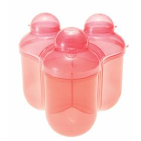 Dávkovač sušeného mléka Difrax - růžový