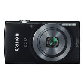 Digitálny fotoaparát Canon IXUS 162 čierny