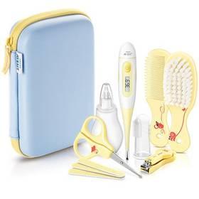 AVENT pro péči o dítě bílá/žlutá
