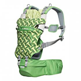 Nuvolino ACTIVE HIPSEAT Green Apple zelená