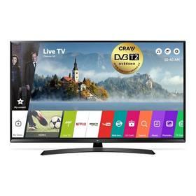 Telewizor LG 43UJ635V Czarna