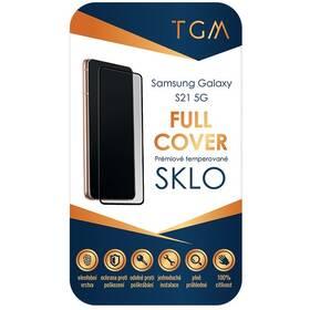 TGM Full Cover na Samsung Galaxy S21 5G (TGMFCSAMS21) čierne