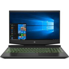 HP Pavilion Gaming 15-dk0015nc (8RV31EA#BCM) černý/zelený