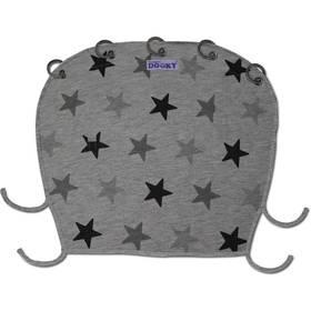 Dooky Grey Stars - univerzální
