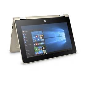 HP Pavilion x360 11-u000nc (F1W41EA#BCM) zlatý + Software za zvýhodněnou cenu + Doprava zdarma