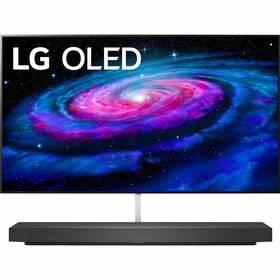LG OLED65WX čierna