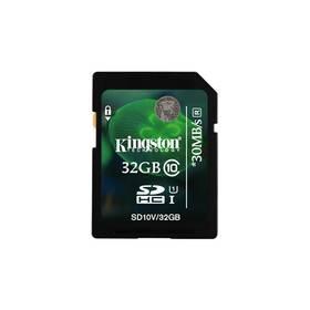 Kingston SDHC 32GB UHS-I U1 (30MB/s) (SD10V/32GB)