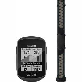 Garmin EDGE 130 Plus HR Bundle (010-02385-11) černá