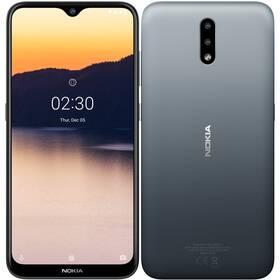 Nokia 2.3 (719901092471) šedý