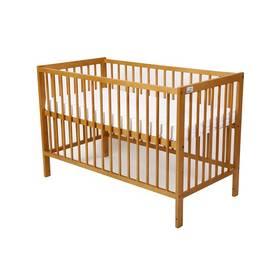 For Baby Magda pevné boky buk Matrace do postýlky For Baby 120x60 cm - bílá (zdarma)