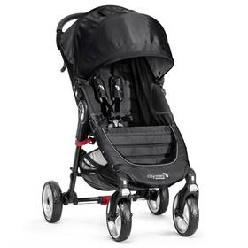 Baby Jogger CITY MINI 2016 4 kola Black/Gray + Doprava zdarma