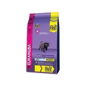Eukanuba Puppy & Junior Large Breed 15 kg + 3 kg ZDARMA + Doprava zdarma