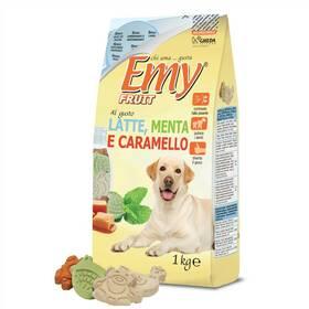 Emy Fruit LATTE mléko, máta, karamel 1kg