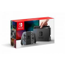 Nintendo Switch s Joy-Con - šedá (NSH001) sivá