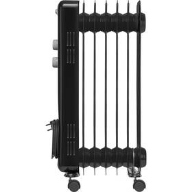 Olejový radiátor Sencor SOH 3307BK černý