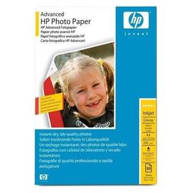HP Advanced Photo Paper A4, 250g, 50 listů (Q8698A) bílý