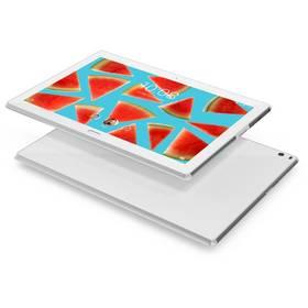 """Lenovo TAB4 10"""" PLUS Wi-Fi (ZA2M0003CZ) bílý + Doprava zdarma"""