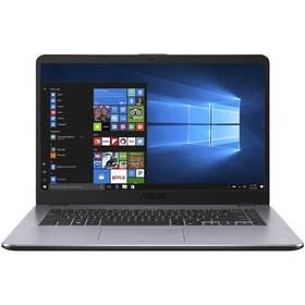 Asus VivoBook 15 X505BA-EJ163T (X505BA-EJ163T) šedý Software F-Secure SAFE, 3 zařízení / 6 měsíců (zdarma) + Doprava zdarma