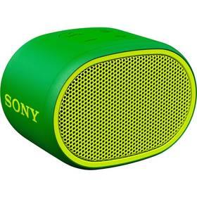 Sony SRS-XB01 (SRSXB01G.CE7) zelený