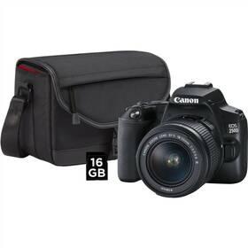 Canon EOS 250D + 18-55 + SB130 + 16GB karta (3454C010) černý (vrácené zboží 8800577635)